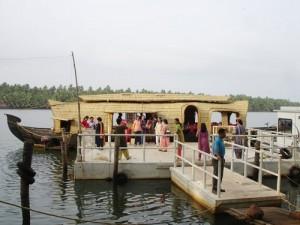 Boat ride